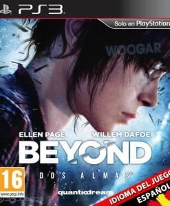 BEYOND Two Souls (español)