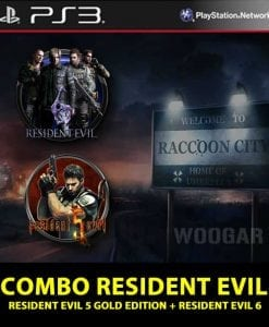 combo-residentevil