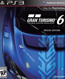Gran Turismo 6 Special Edition