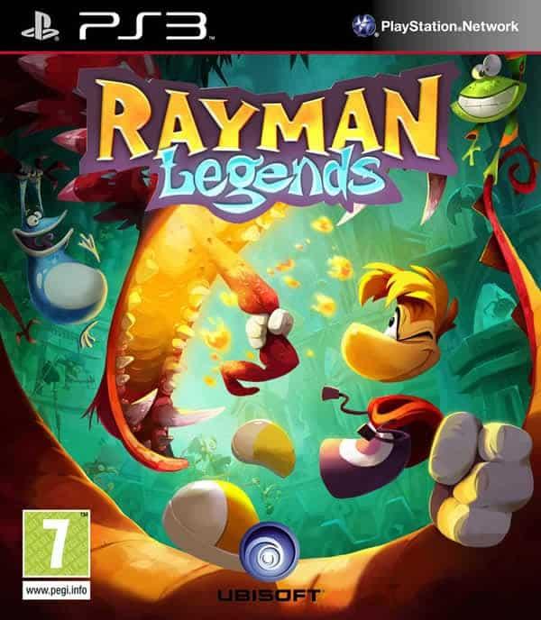 Rayman Legends | WOOGAR.COM