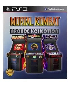 Mortal Kombat Arcade Kollecion (PS3)