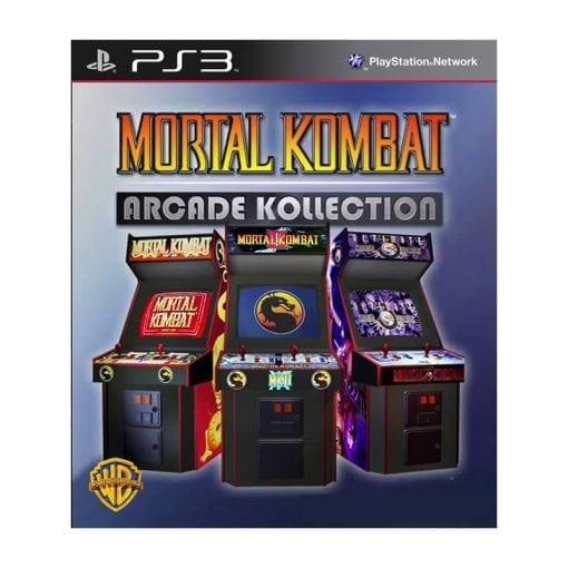 Mortal Kombat Arcade Kollecion (PS3)