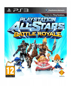 PLAYSTATION ALL-STARS BATTLE ROYALE (PS3)