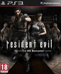 Resident Evil 1 HD