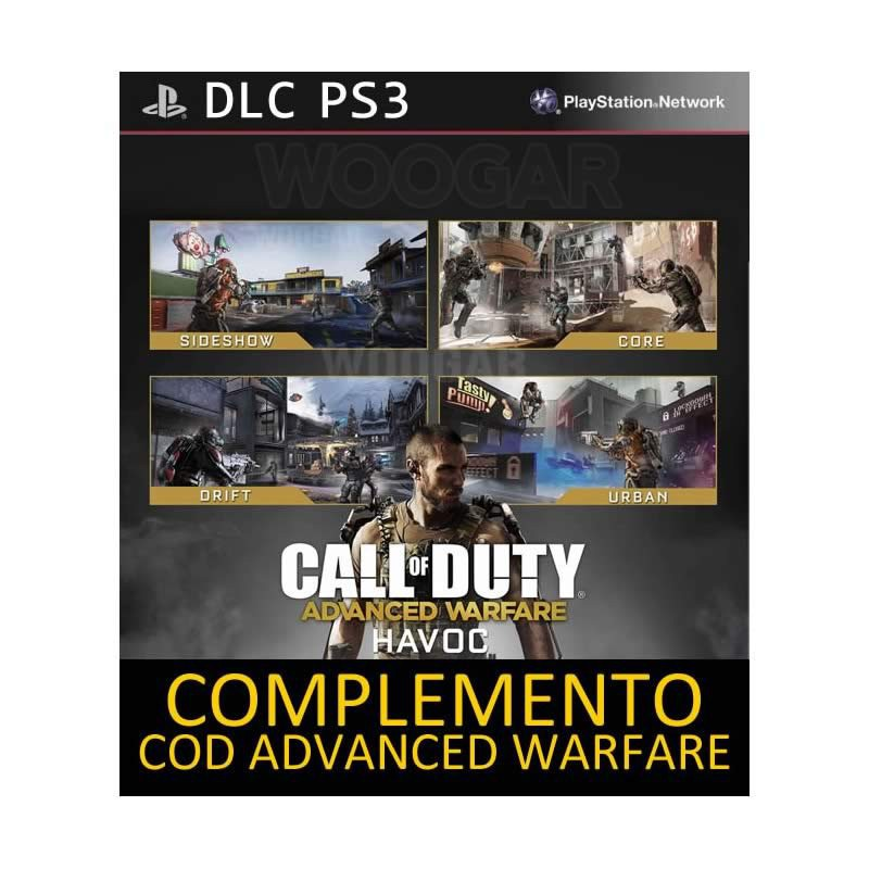 Call of Duty Advanced Warfare - Havoc (PS3)