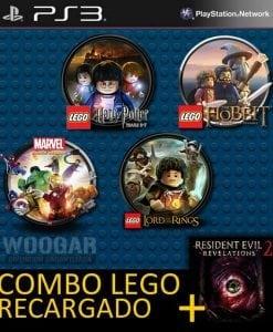 COMBO LEGO RECARGADO