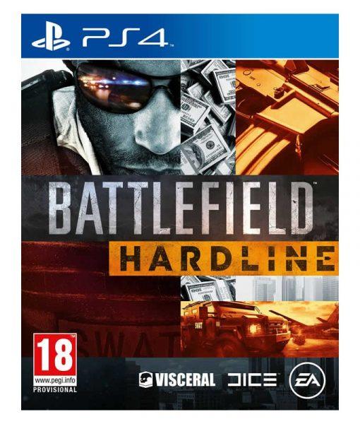 Battlefield Hardline (primaria)