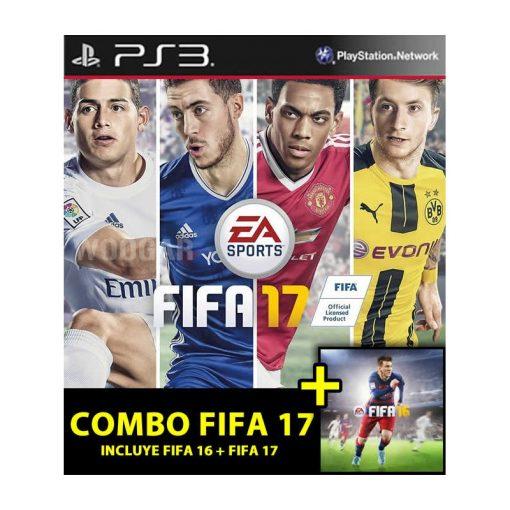 Combo FIFA 17
