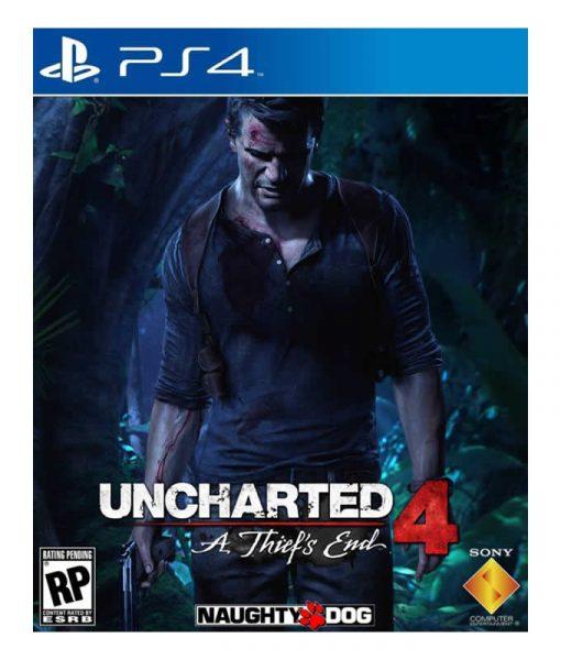 Uncharted 4 (primaria)