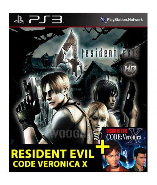 Combo Resident Evil 4