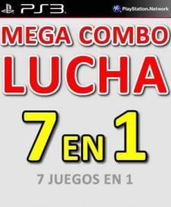 MEGA COMBO LUCHA