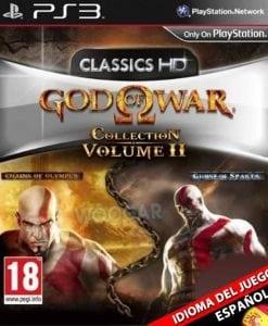 God of War Collection II HD (español)